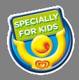 Logo Kidz glaces