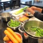1613 - Etude Bocuse soupe éplucher légumes