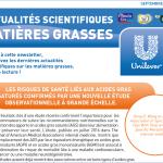 COUV Actus Sci Matieres Grasses - Sept 2016