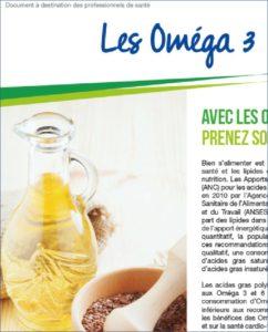 COUV Les Omega 3 - FO 2016