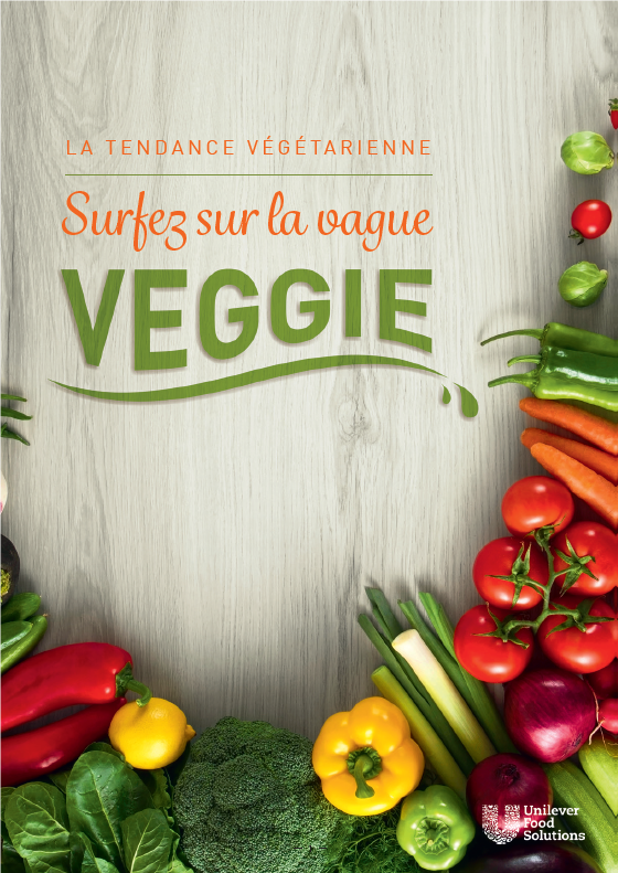 COUV surfez sur la vague veggie-Unilever-Nutrition