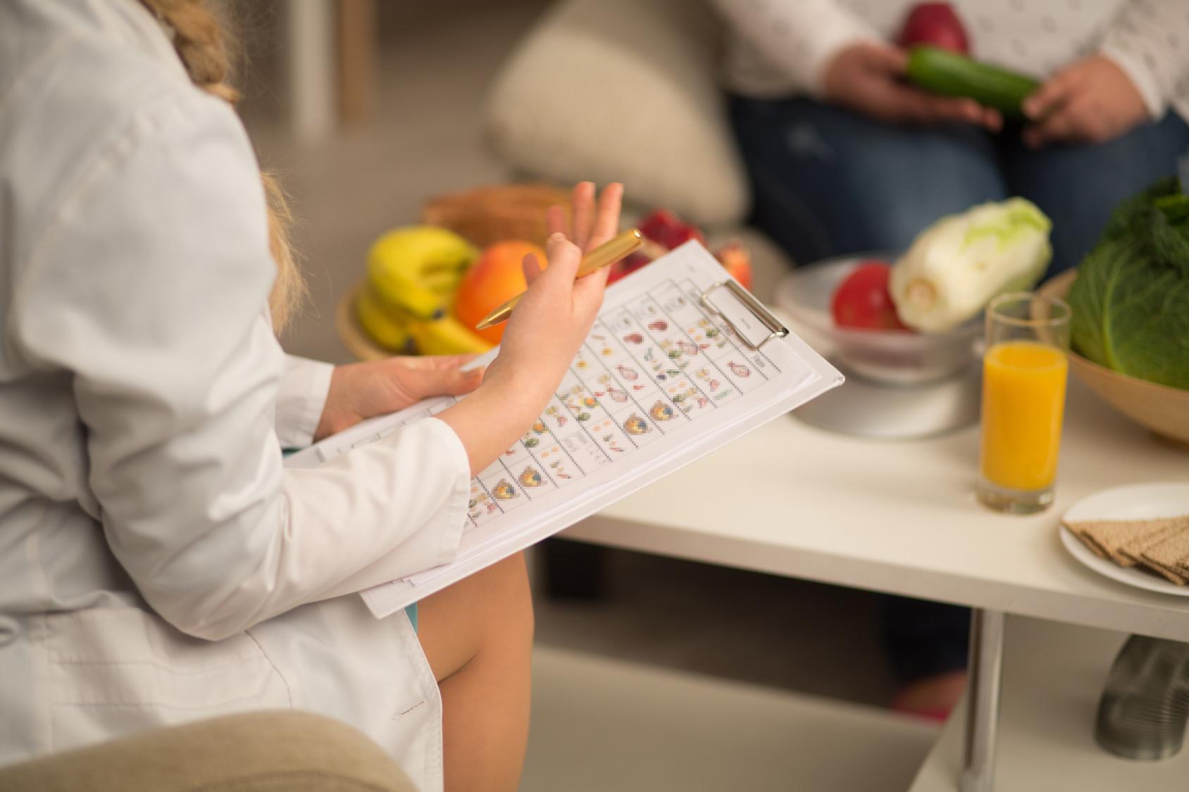Consultation nutrition conseils alimentaires Unilever nutrition